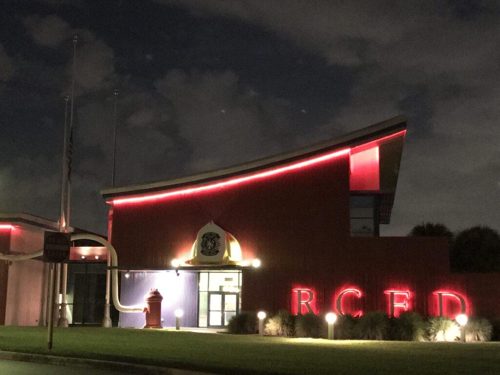 Reedy Creek Fire Department