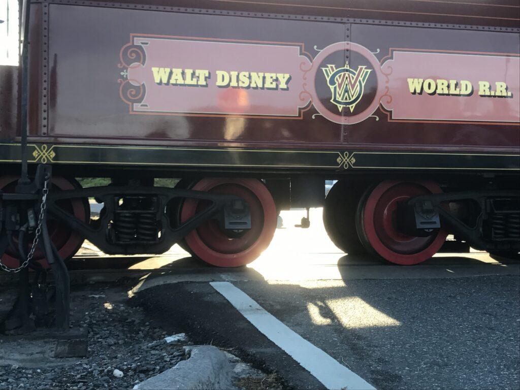 Walt Disney World Steam Train