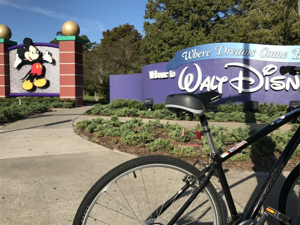 Walt Disney World Lake Buena Vista entrance